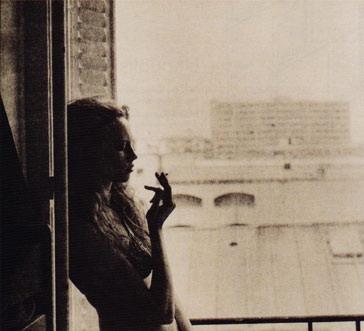 фото с сигаретой на аву
