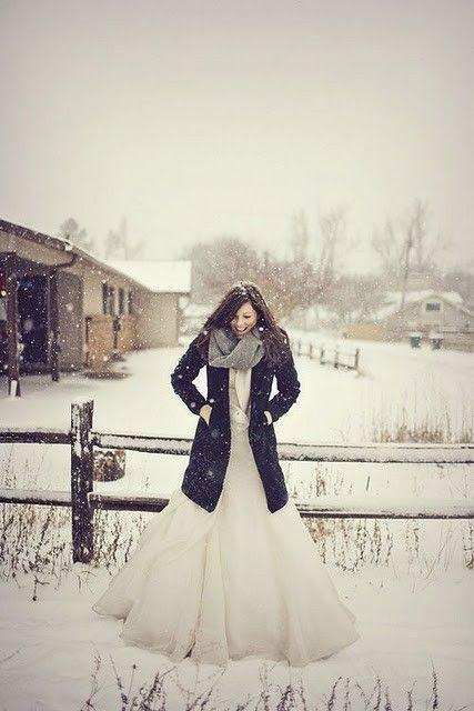 На аву девушке зима - 93